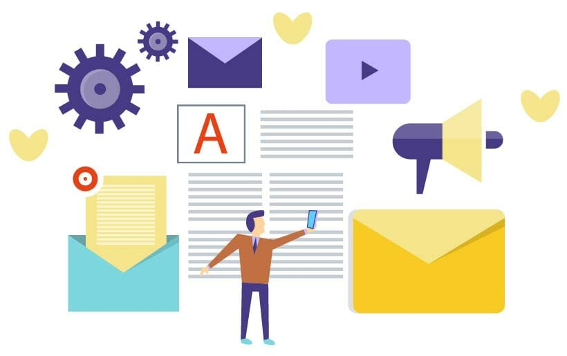 Blog e Email Marketing - Clever Agency